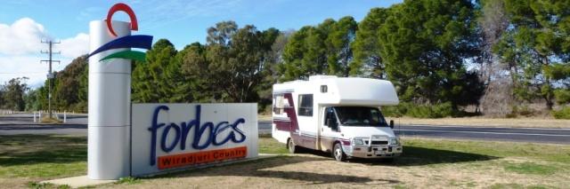 238 Weddin Mountains NP to Forbes NSW 83km | 401km | Our Vintage Life