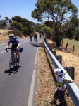 20140125 17 Tour Down Under Stage 5 Willunga  Hill SA