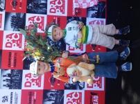 20140126 14 Erik & Oscar Tour Down Under Stage 6 Adelaide SA